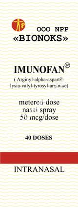 Imunofan spray