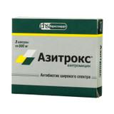 Azithromycin azitrox