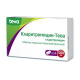Clatithromycin