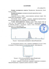 Phenylpiracetam certificate of analysis