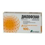 Diclofenac suppositories