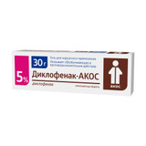 Diclofenac skin gel