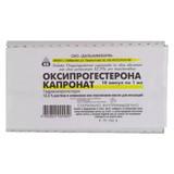 Hydroxyprogesterone caproate
