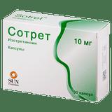 Isotretinoine 10mg