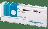 Eglonyl Sulpiride 200 mg
