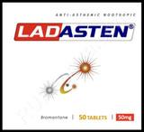 Original Ladasten (Bromantan) discontinued by manufacturer