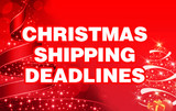 2018 Christmas and New Year shipping