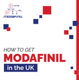 How to get Modafinil in the UK by J.R.