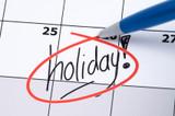 Festive Season Opening Dates
