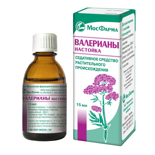 VALERIAN®, (Valeriana officinalis, Caprifoliaceae) 25ml