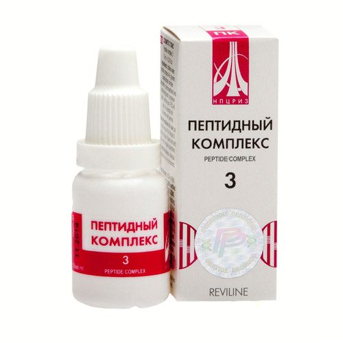 PEPTIDE COMPLEX 03 for immune system, 10ml/vial