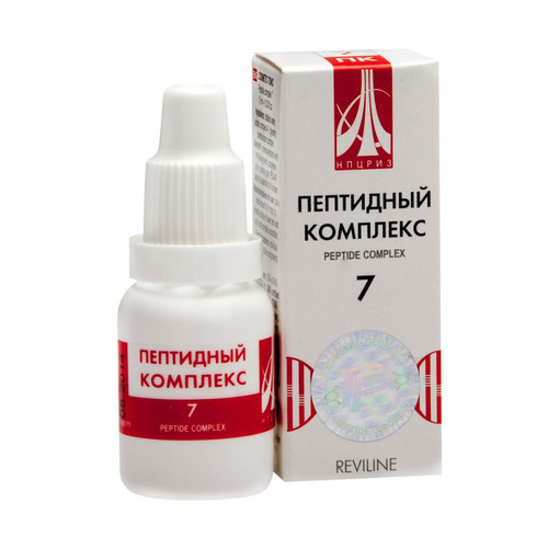 PEPTIDE COMPLEX 07 for pancreas, 10ml/vial