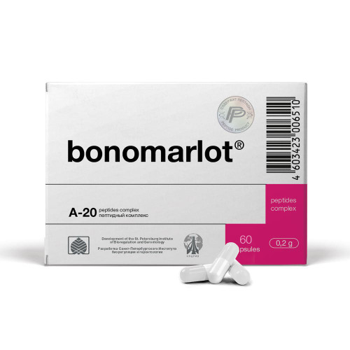 BONOMARLOT® for bone marrow, 60 caps/pack