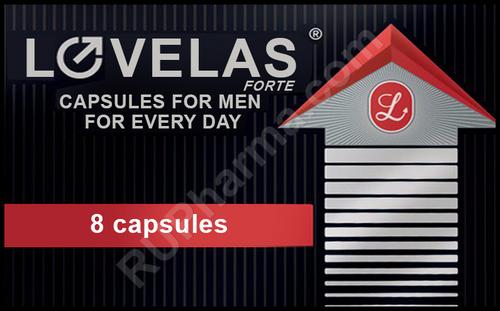 Lovelas Forte® (Viagra alernative), 8 caps/pack