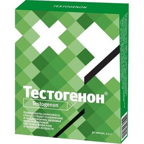 Testogenon 500 mg 30 tablets