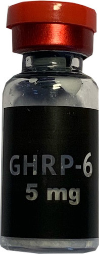 GHRP-6 ( Growth Hormone Releasing Peptide-6), 5mg