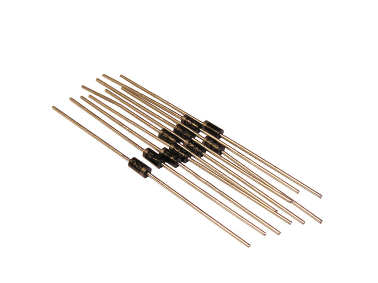 By299 Diode Switching 800V 2A 2-Pin DO-15