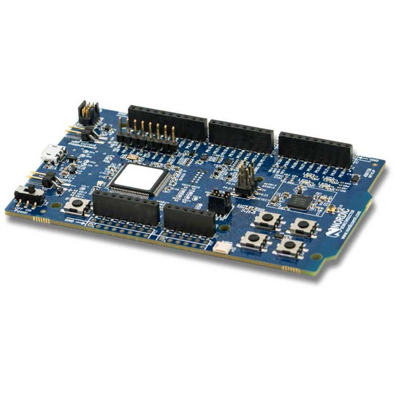 NRF52-DK Bluetooth 5 and Bluetooth mesh Development Kit (Arduino Uno  Revision 3 compatible)