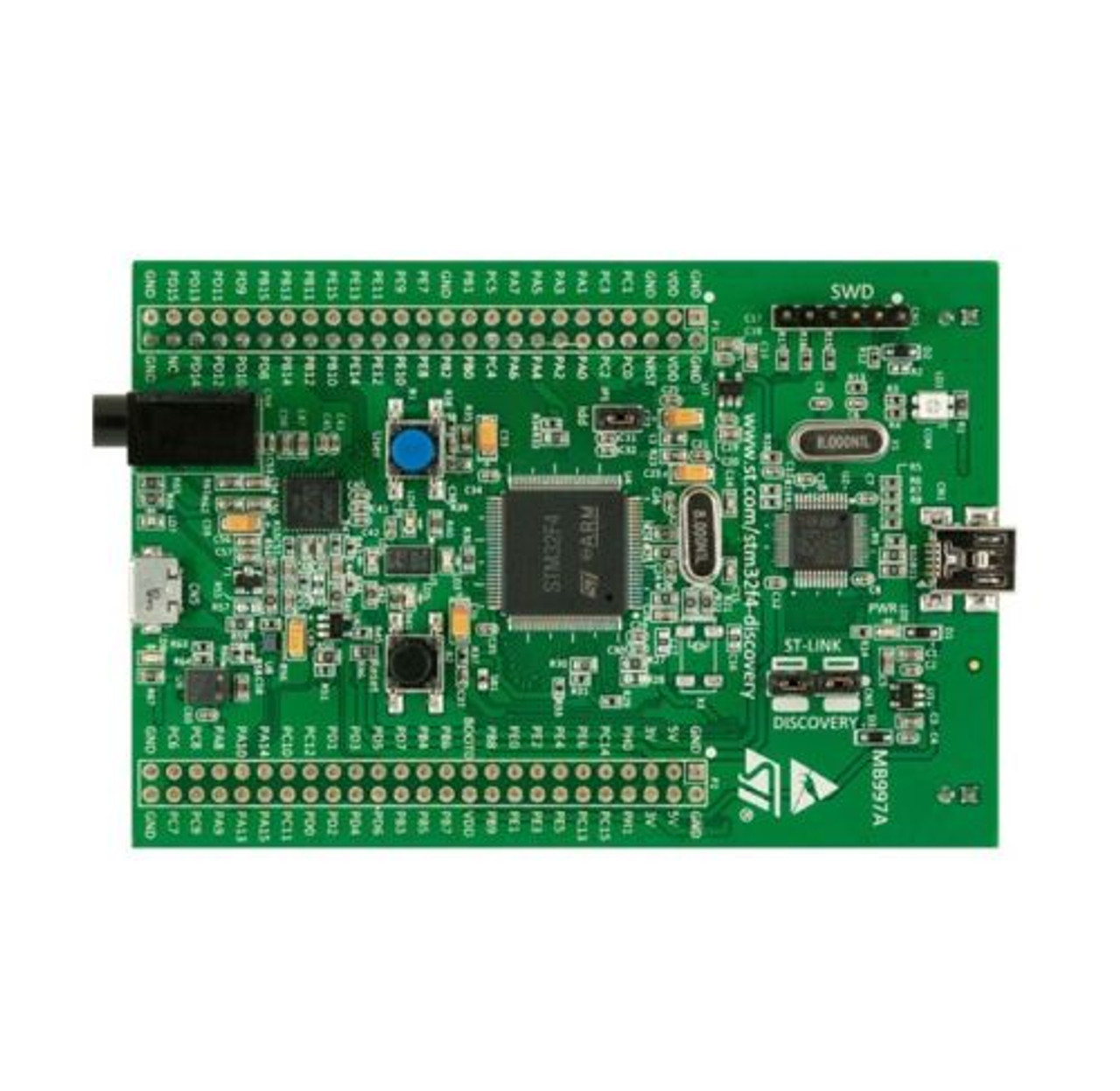 STM32F407G-DISC1 - STM32F4 Discovery Kit