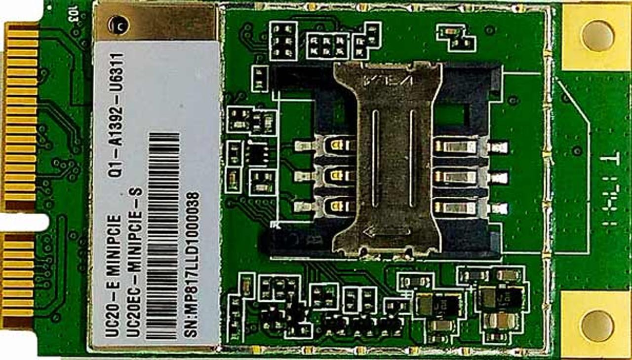 Quectel UC20EC UMTS HSPA GSM GPRS GPS GLONASS Mini PCIe-S Module