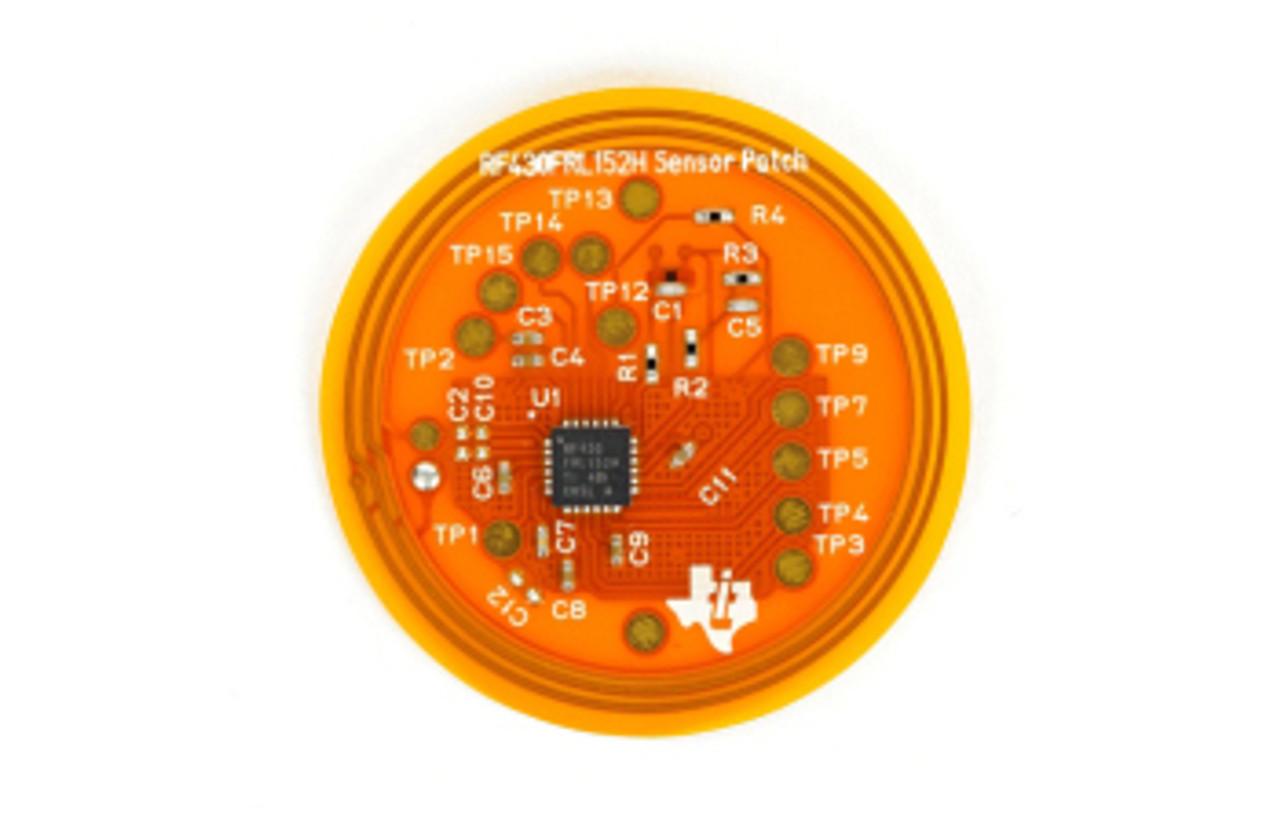 RF430-TMPSNS-EVM - Battery-less NFC/RFID Temperature Sensing Evaluation  Module