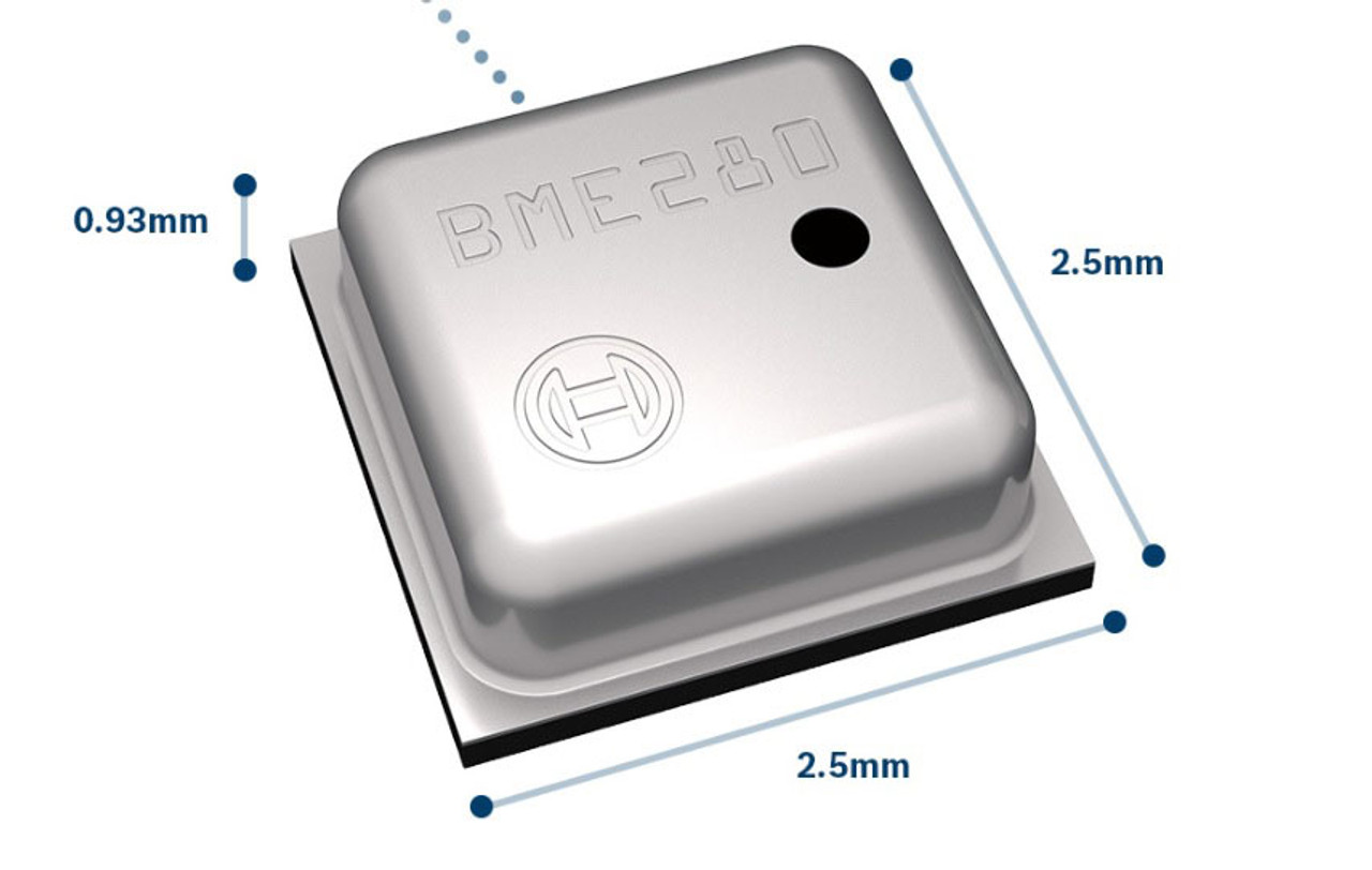 BME280 - Humidity Temperature Sensor