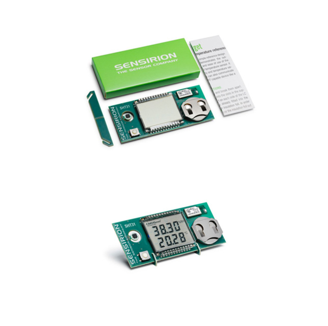 SHT31 SMART GADGET - Smart Gadget Development Kit