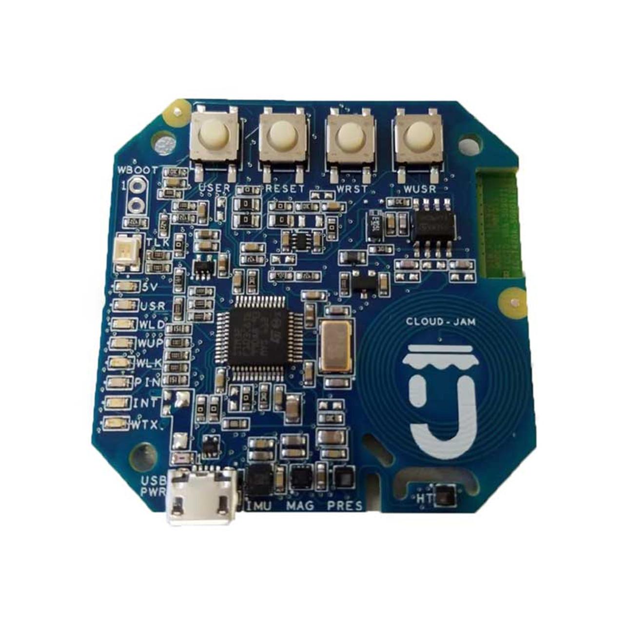 JAM STM32F4 ARM Cortex-M4 MCU Embedded Evaluation Board