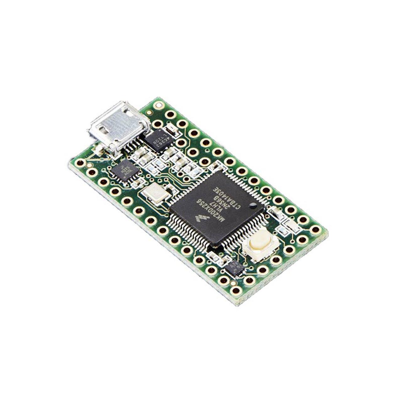 Teensy 3 2 with Header Kinetis ARM Cortex-M4 Evaluation Board