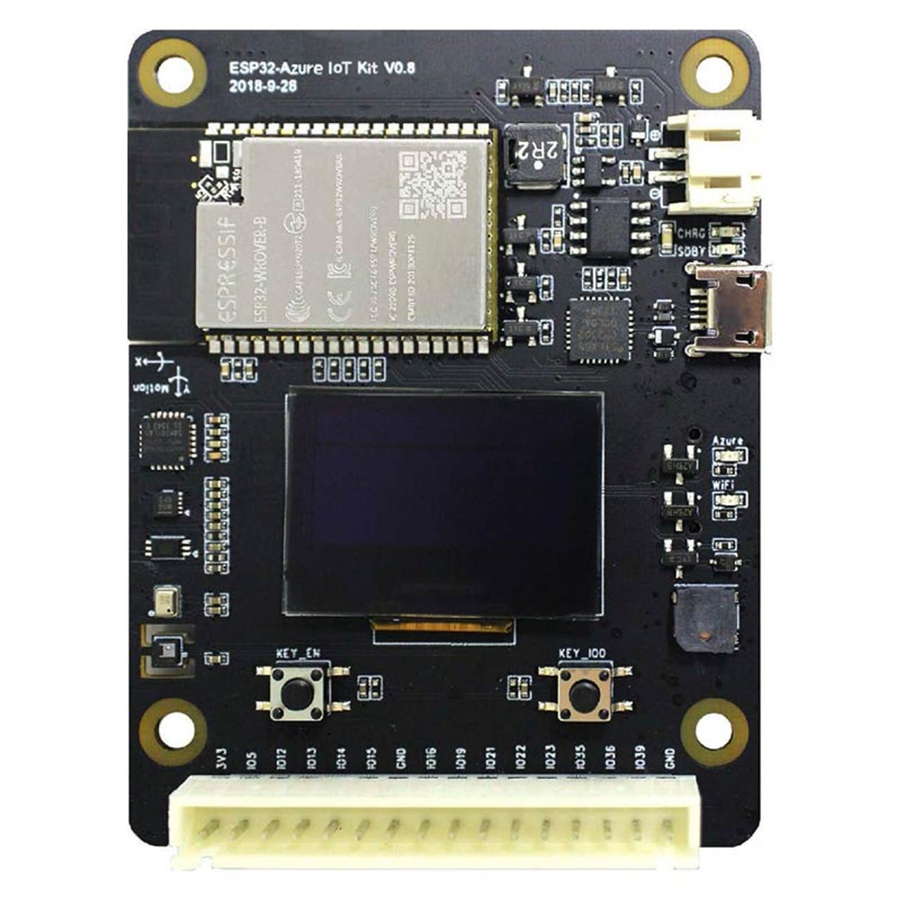 ESP32 Wi-Fi BT/BLE Sensor IoT Development Board