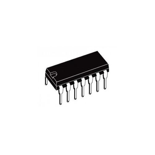 PIC16F676-I/P - 8-bit CMOS PIC Microcontroller 1.75KB Flash 14-Pin PDIP