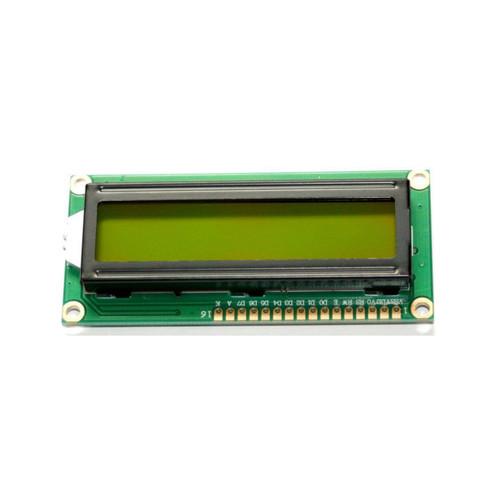 16x1 Character LCD Display (Green, 5V)