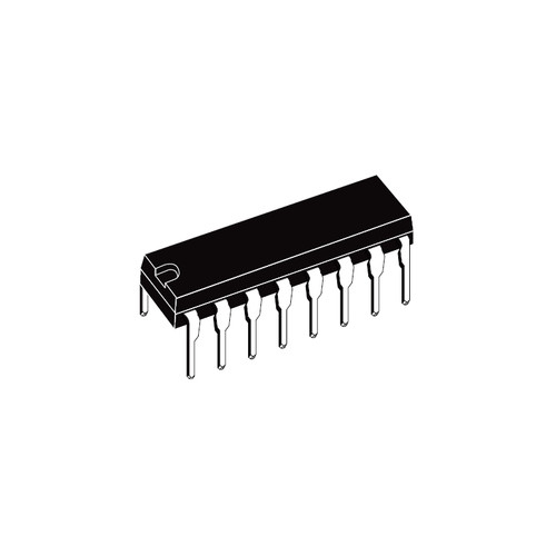 L293D - Push-Pull 4-Ch Motor Driver 16-Pin PDIP