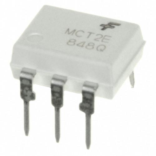 MCT2E - Optocoupler 1-CH Transistor 6-Pin PDIP