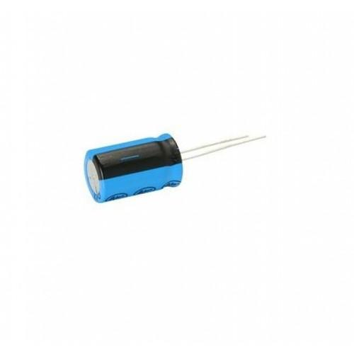 220uF 25V 6.3x11mm Samwha Radial Aluminium Electrolytic Capacitor