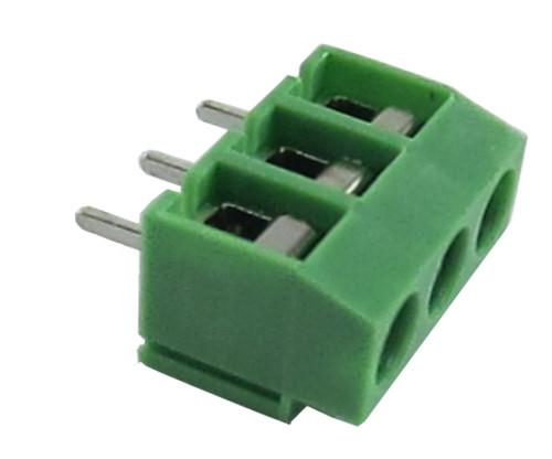 5mm 3Pin Screw Type PCB Terminal Blocks
