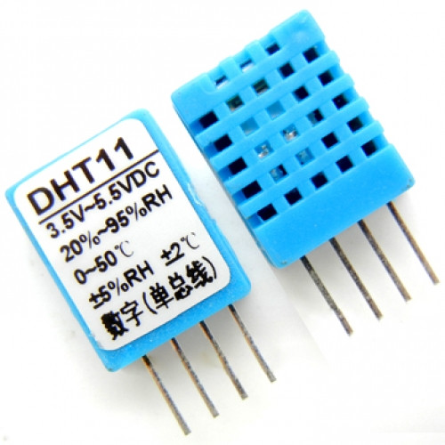 DHT11 Humidity and Temperature Sensor - Aosong