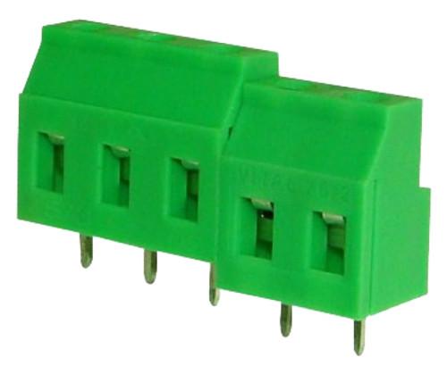 7.5mm 3-pin Screw Type PCB Terminal Block