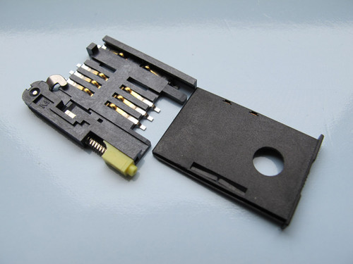 SIM Socket with Push Switch