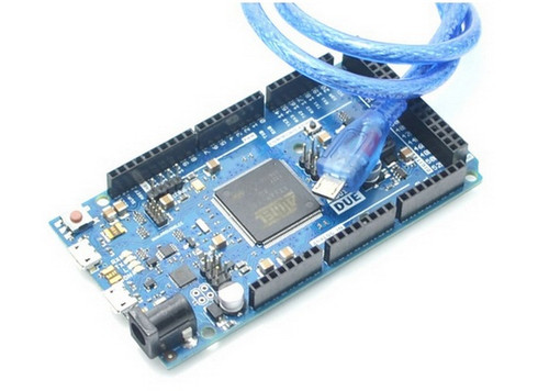 Arduino Due 2012 R3 ARM Cortex-M3 CPU Compatible Clone