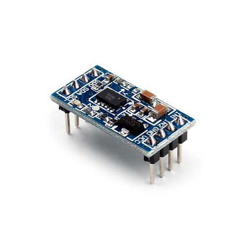 MMA7455 Triple-Axis Accelerometer Module