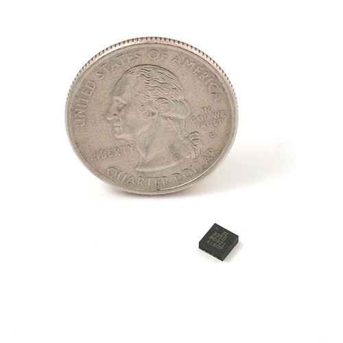 ADXL335 - Small, Low Power, 3-Axis ±3 g Accelerometer - Analog Devices