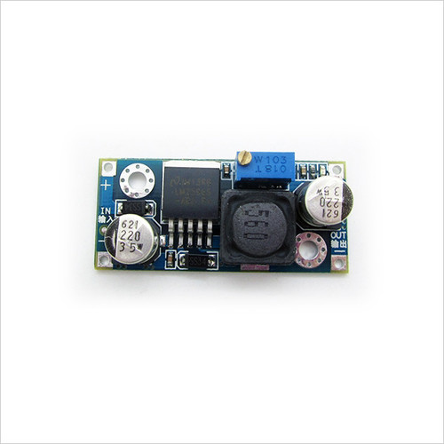 LM2596S - DC-DC small adjustable step down module Vin:3-40 Vout:1.5-35