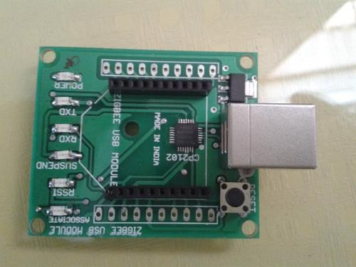 XBEE Base Board USB