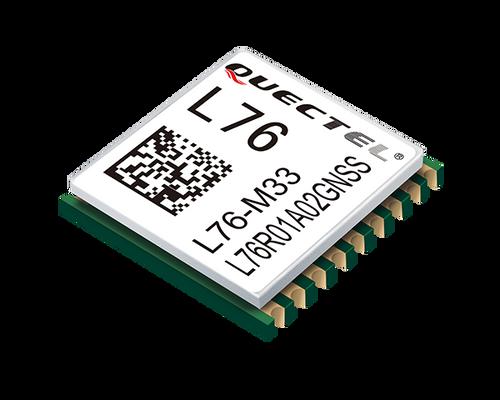 Quectel L76 GNSS (GLONASS/BeiDou & GPS) Module