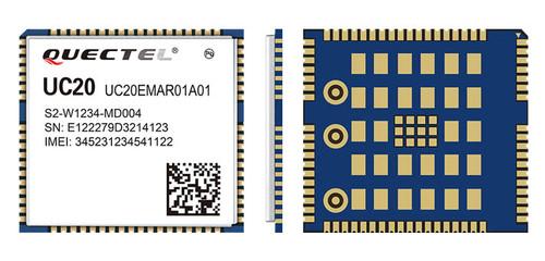Quectel UC20E 3G Module (UMTS/HSDPA+)