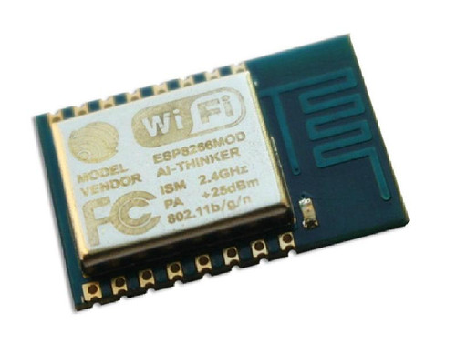 ESP8266 ESP-12 WiFi board with full I/O and PCB antenna