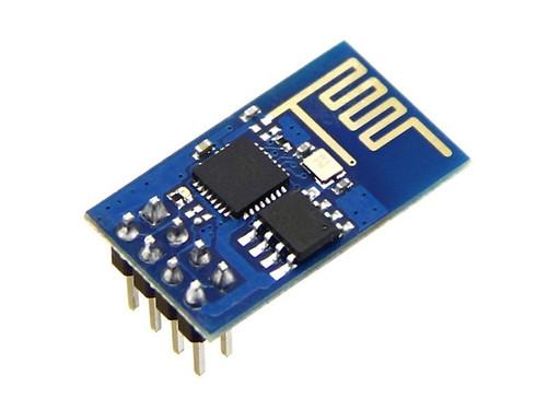 ESP8266 ESP-01 WiFi board with full I/O and PCB antenna