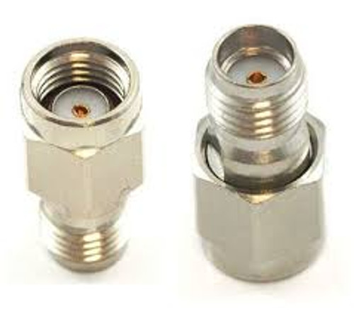 SMA Female to RP-SMA Male Adapter (RP-SMA Male to SMA Female Connector)