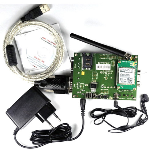 Quectel M66 R1.0 GSM/GPRS Evaluation Board (EVB) Kit, OpenCPU